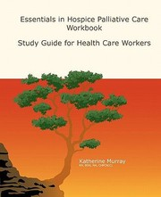 Cover of: Essentials In Hospice Palliative Care Study Guide For Health Care Workers