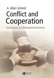 Cover of: Conflict and Cooperation