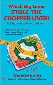 Cover of: Which Big Giver Stole The Chopped Liver