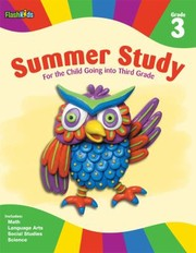 Cover of: Summer Study Grade 3