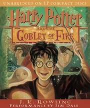 Cover of: Harry Potter and the Goblet of Fire |