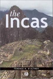 Cover of: The Incas (The Peoples of America) | Terence N. D'Altroy