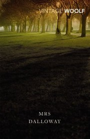 Cover of: Mrs Dalloway