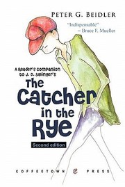 Cover of: A Readers Companion To Jd Salingers The Catcher In The Rye
