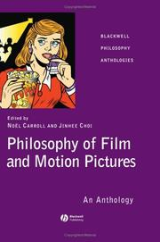 Philosophy of Film and Motion Pictures by