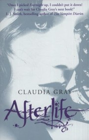 Cover of: Afterlife Claudia Gray