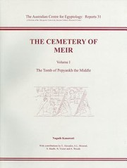 Cover of: Meir