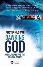 Cover of: Dawkins