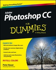 Cover of: Photoshop Cc For Dummies