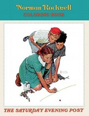 Cover of: Norman Rockwell Coloring Book