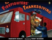 Cover of: The Firefighters Thanksgiving