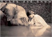 Cover of: Girl with Elephant New York Exhibition Standard Poster
