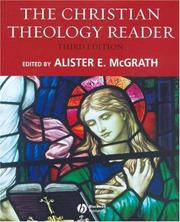 Cover of: The Christian Theology Reader | Alister E. Mcgrath