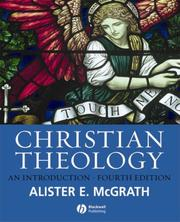 Cover of: Christian Theology | Alister E. McGrath