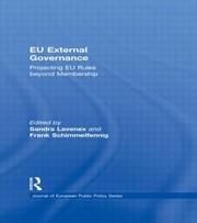Cover of: Eu External Governance Projecting Eu Rules Beyond Membership