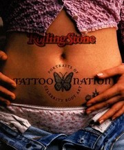 Cover of: Tattoo Nation Portraits Of Celebrity Body Art