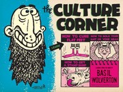 Cover of: The Culture Corner