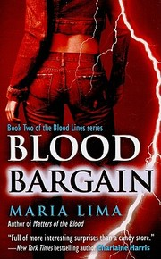 Cover of: Blood Bargain |