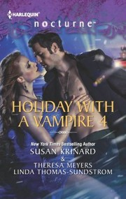 Cover of: Holiday With A Vampire 4
