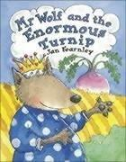 Cover of: Mr. Wolf and the Enormous Turnip