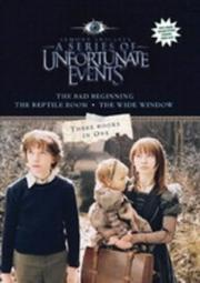 Cover of: LEMONY SNICKET'S A SERIES OF UNFORTUNATE EVENTS | Lemony Snicket
