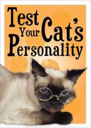 Cover of: Test Your Cats Personality