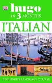 Cover of: Italian (Hugo in Three Months)