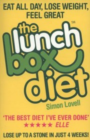 Cover of: The Lunch Box Diet Eat All Day Lose Weight Feel Great Lose Up To A Stone In 4 Weeks