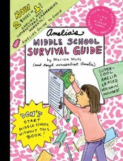 Cover of: Amelias Middle School Survival Guide