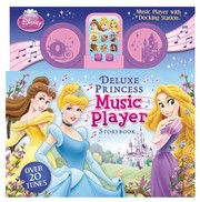 Cover of: Disney Princess Music Player Storybook With Docking Station