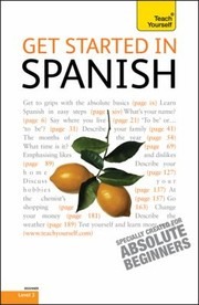 Cover of: Get Started In Spanish