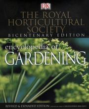 Cover of: RHS Encyclopedia of Gardening (RHS)