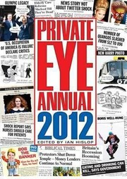 Cover of: Private Eye Annual 2012