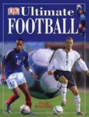 Cover of: Ultimate Football