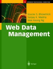 Cover of: Web Data Management A Warehouse Approach