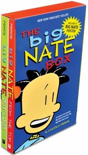 Cover of: The Big Nate Box