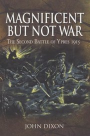 Cover of: Magnificent But Not War
