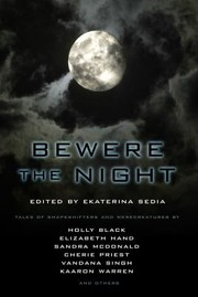 Cover of: Bewere The Night