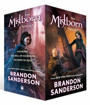 Cover of: Mistborn Trilogy