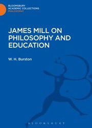 Cover of: James Mill On Philosophy And Education