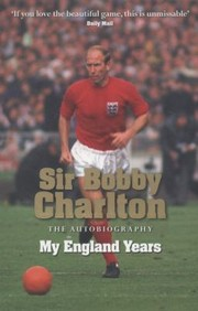 Cover of: My England Years The Autobiography