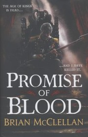 Cover of: Promise Of Blood