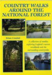 Cover of: Country Walks Around The National Forest