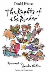 Cover of: The rights of the reader