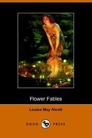 Cover of: Flower Fables
