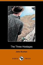 Cover of: The three hostages