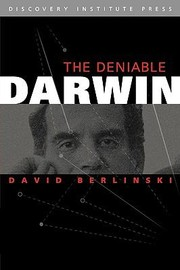 Cover of: The Deniable Darwin Other Essays
