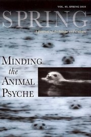 Cover of: Minding The Animal Psyche