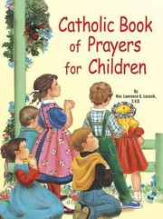 Cover of: Catholic Book of Prayers for Children