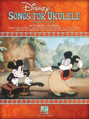 Cover of: Disney Songs For Ukulele